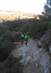 correores entrene sprint-trail 7