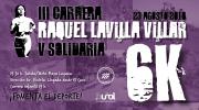 III Raquel Lavilla Solidaria – 23 Agosto 2018