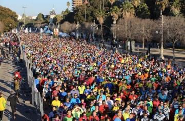 correores 10K Valencia 2017-2