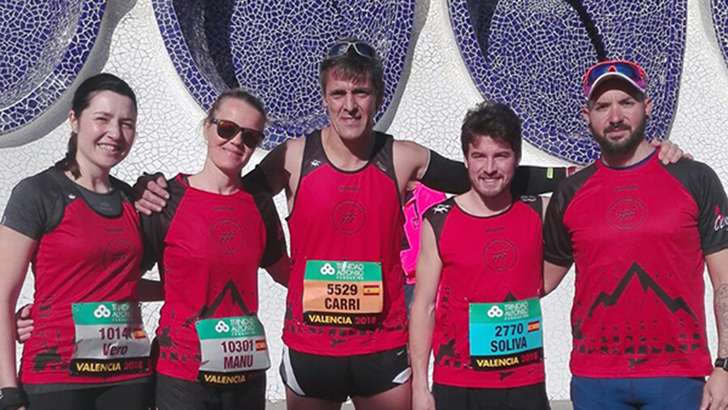 Media Maratón Valencia 2018
