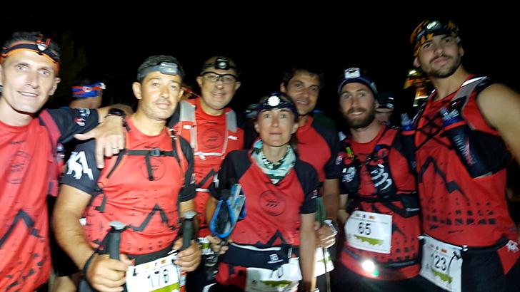 II Trail Nocturno Amanece X Chiva