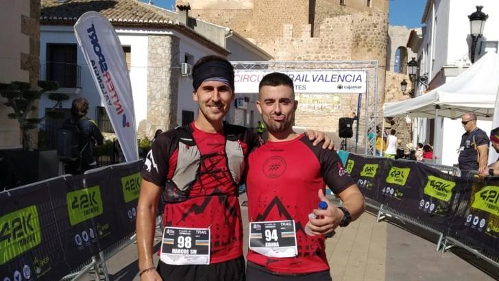 III Trail Castillo de Cofrentes