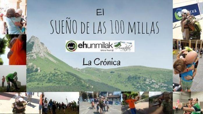 El sueño de las 100 millas. La crónica. Ehunmilak 2016 (1)