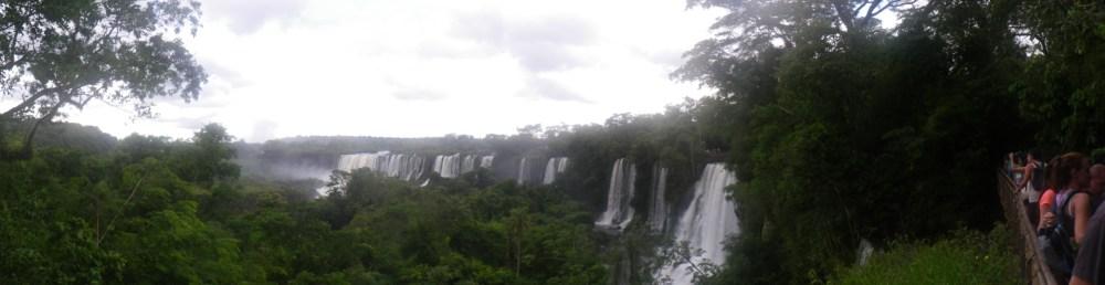 Ontem fui ver as Cataratas do Iguazú... (3/6)
