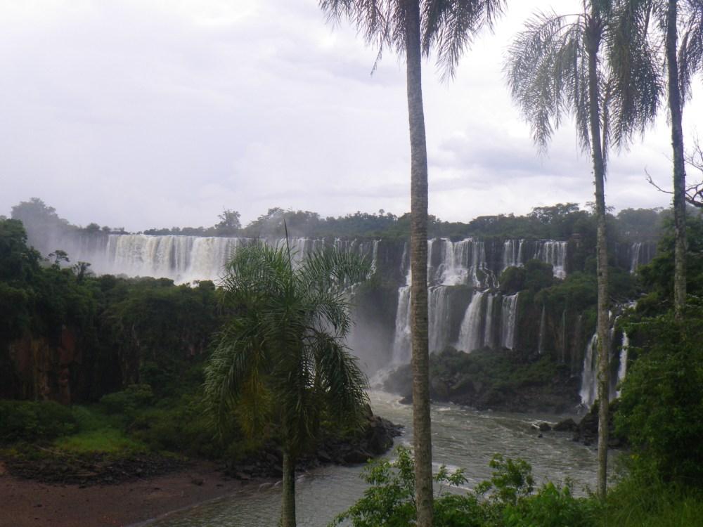 Ontem fui ver as Cataratas do Iguazú... (4/6)