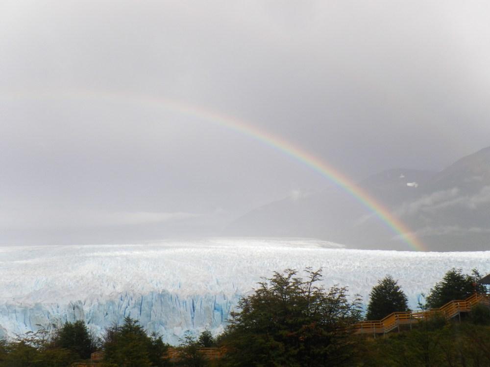 Glaciar Perito Moreno, El Calafate e ... gelo. (1/6)