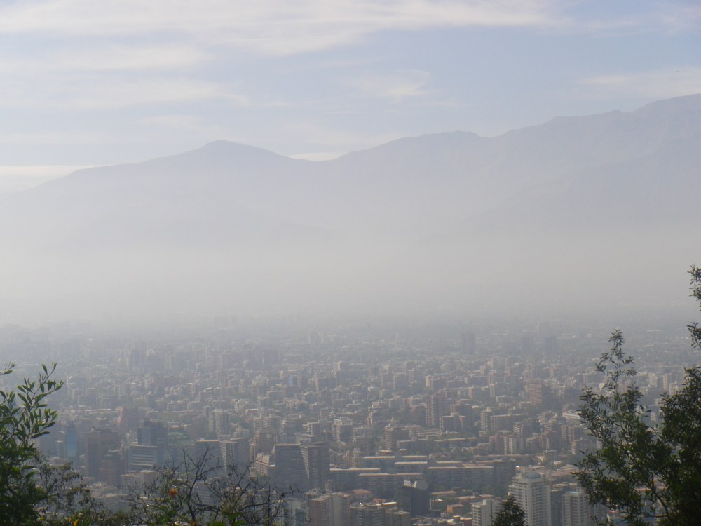 Hola Santiago, Hola Chile... (3/6)
