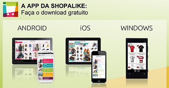 Apps ShopAlike