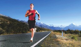 Correr em estrada