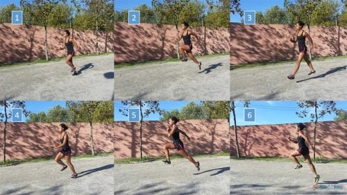 Steps ou corrida saltada