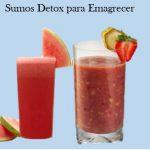 Sumos Detox para Emagrecer