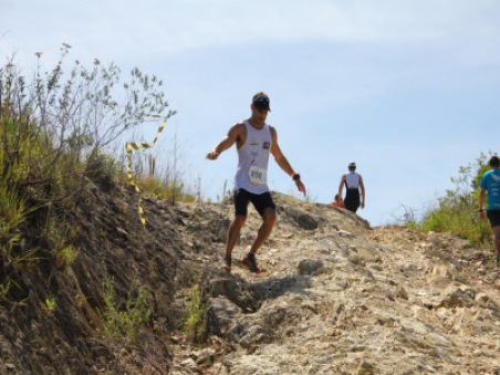 Traill Running descidas