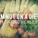 Escolha uma Alimentação Saudável sem Dietas