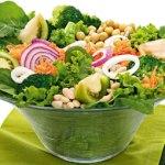 As Melhores Saladas Para Desportistas!