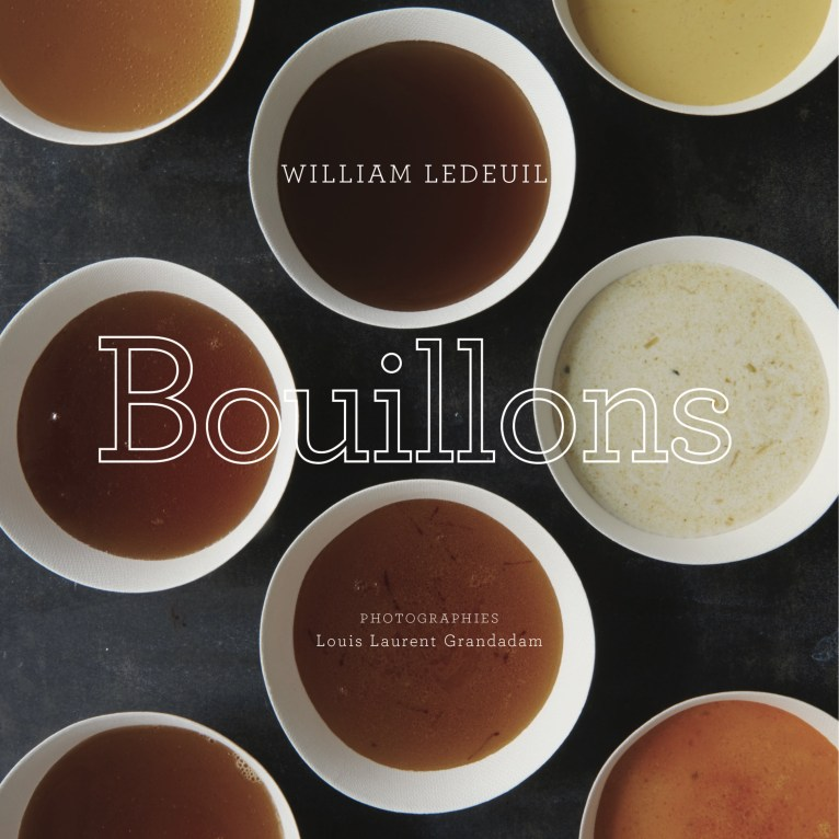 "Livro ""Bouillons"""