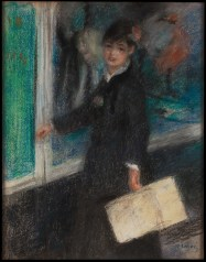 """""""Degas, Impressionism and the Paris Millinery Trade"""""""