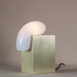 "Lindsey Adelman ""Catch Rock Lamp"""