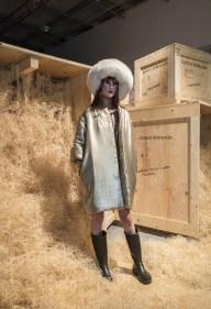 Junko Shimada coleção outono-inverno 2017