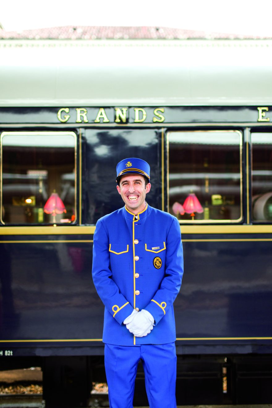 """Grand Suites"" Orient Express"