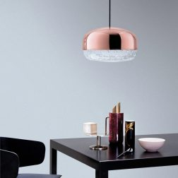 ARTEMEST - Ballotton Disk Chandelier por MM Lampadari