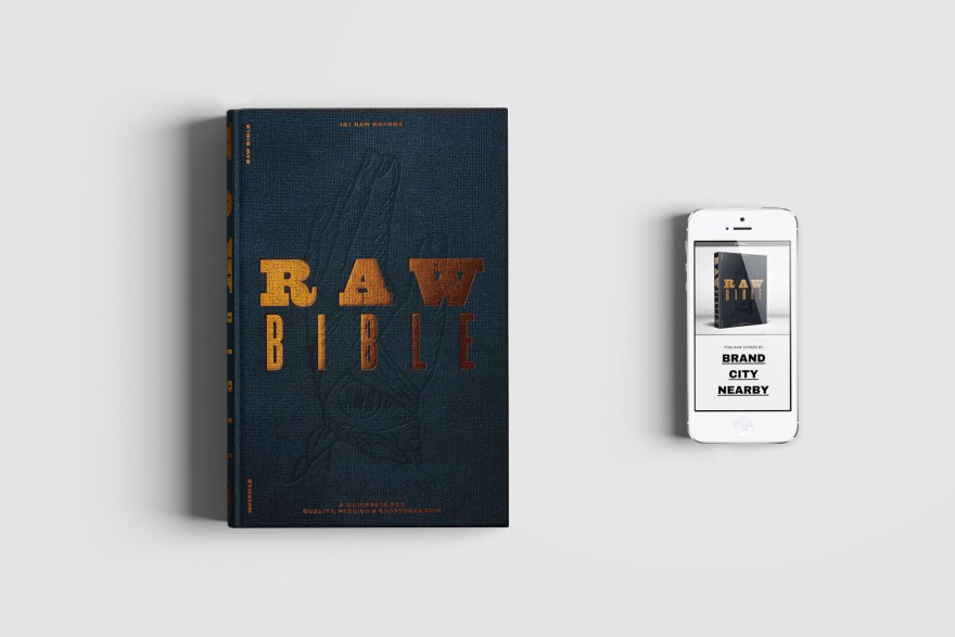 """Raw Bible – 101 Raw Brands"""