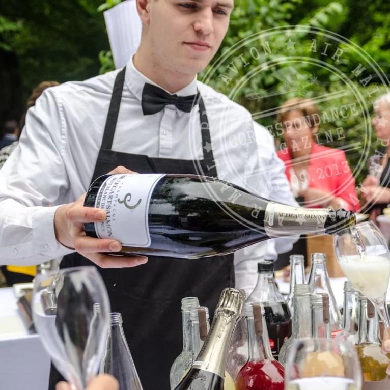 Bicentenário (1818 – 2018) da maison de champagne Billecart-Salmon