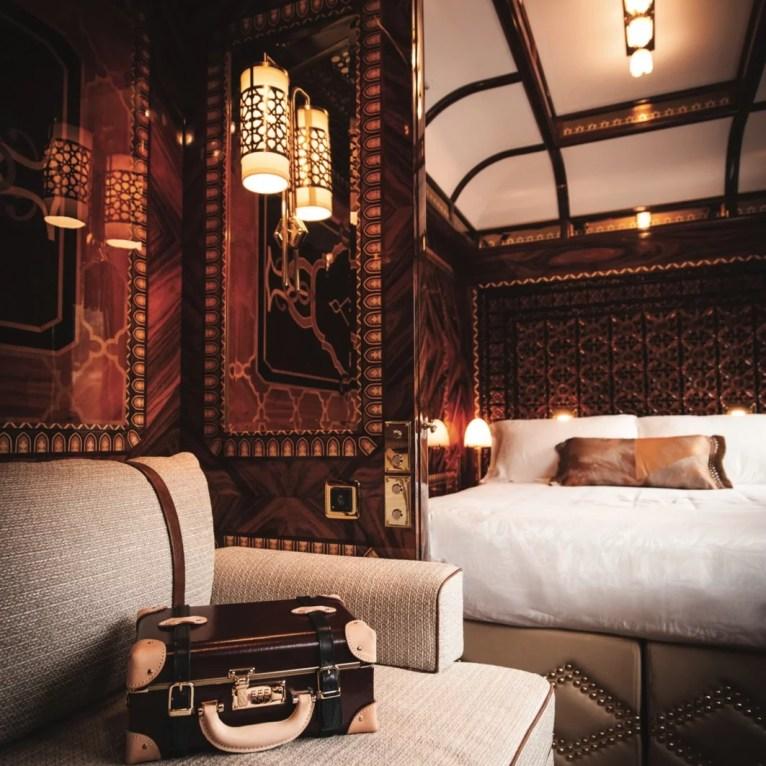 """""""Grand Suites"""" Venice Simplon - Orient-Express"""