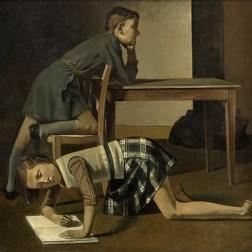 "© Balthus. ""Les enfants Blanchard"""