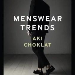 """Menswear Trends"", da editora Bloomsbury"