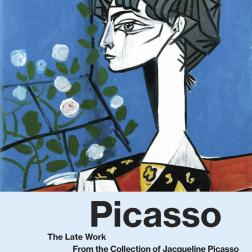 """Picasso: the Late Work. From the Collection of Jacqueline Picasso"", publicado pela editora Prestel"