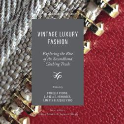 """Vintage Luxury Fashion"", da editora Palgrave"