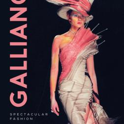 """Galliano - Spectacular Fashion"", publicado pela editora Bloomsbury"