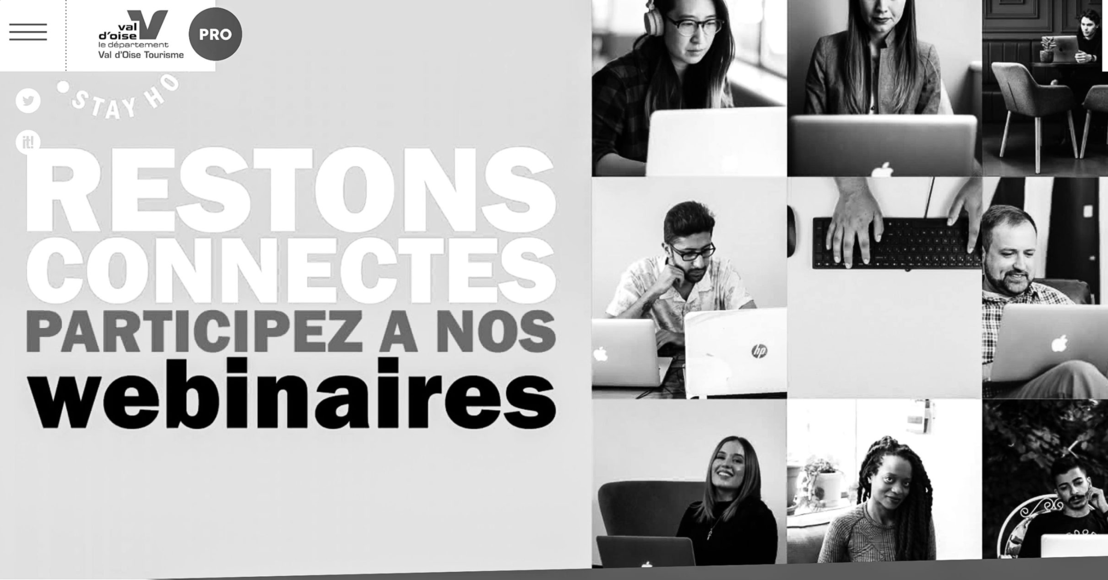 Animation Webinaire culture et communication