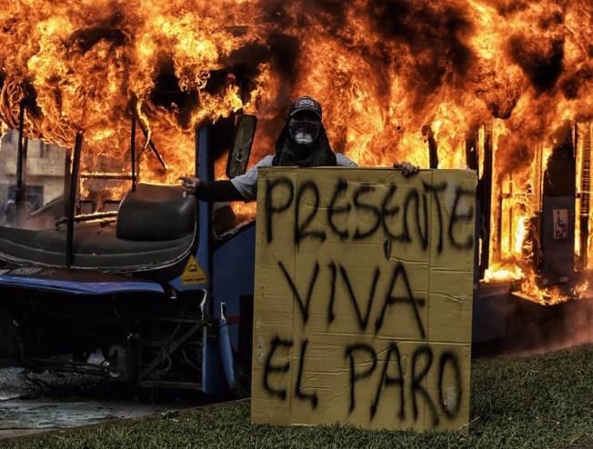 Colombia se desborda II