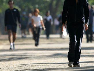 Após o futebol, a caminhada é a segunda atividade física praticada pelos brasileiros, com 24,6% dos entrevistados pela PNAD