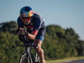 O catarinense Igor Amorelli ficou em 11º lugar no Mundial de Ironman 70.3, na África do Sul