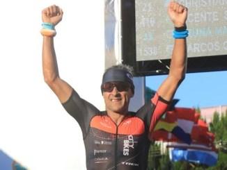 Oscar Galindez garante vaga no Mundial de Kona