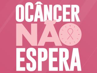 Movimento O Câncer não Espera promove corrida virtual para incentivar a prática esportiva. (Divulgação)