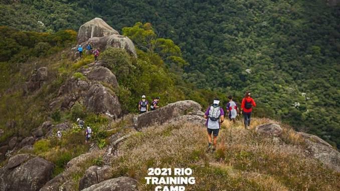 Participantes do Training Camp da One Hundred®️ durante uma das atividades do evento, o primeiro da marca no Brasil. (Emanuel Galafassi/One Hundred®/Divulgação)