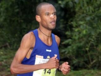 Paulo Roberto de Almeida Paula volta a disputar uma prova após um ano sem competir. (Foto de Tião Moreira)