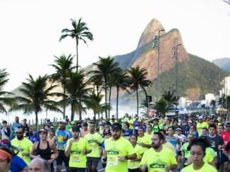 Maratona do Rio 2021 vai acontecer entre os dias 12 e 15 de novembro, com provas de 5km, 10km, 21km, 42km e 63km. (Divulgação)