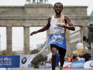 Mais que o terceiro título na Maratona de Berlim, Kenenisa Bekele quer o recorde mundial. (Divulgação)