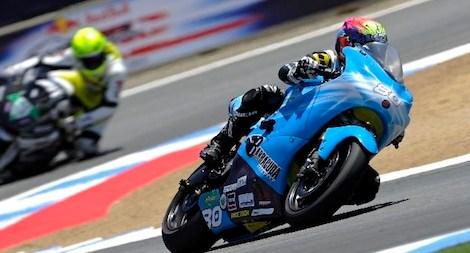 Le moto elettriche veloci come dei 600cc