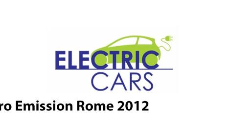La mobilità elettrica a Roma con ZeroEmission Rome 2012