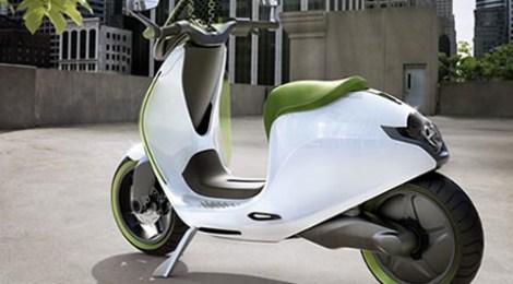 Lo scooter elettrico Smart arriverà solo nel 2014