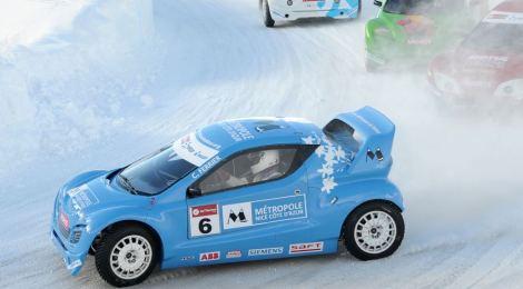 Trofeo Andros Cars, competizioni di auto elettriche su ghiaccio