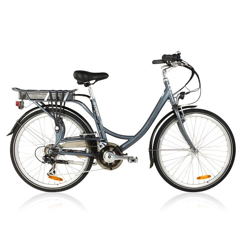 Bici Elettriche A Tasso Zero Da Decathlon Corri Elettra Corri