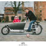 Urban Arrow cargo bike pedalata assistita