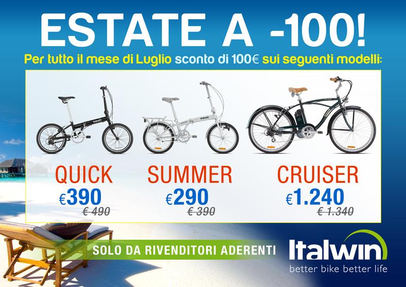 Italwin promo estate