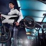 Peugeot AE21 Hybrid bicicletta pedalata assistita